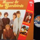 Yardbirds - Legend Of The Yardbirds Vol. 3 - Vinyl LP Record - German Pressing - Rock