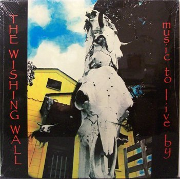 Wishing Wall, The - Music To Live By - Sealed Vinyl Mini LP Record - Rock
