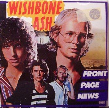 Wishbone Ash - Front Page News - Sealed Vinyl LP Record - Rock