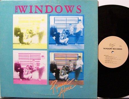 Windows, The - Runnin' Alone - Vinyl LP Record - Rock