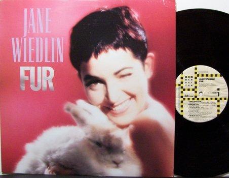Wiedlin, Jane - Fur - Vinyl LP Record - Go Go's - Rock