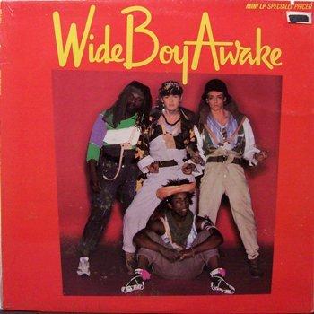 Wide Boy Awake - Self Titled - Sealed Vinyl Mini LP Record - Rock