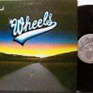 Wheels - Self Titled - Vinyl LP Record - Little Feat Members - Rock