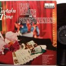 Waring, Fred & The Pennsylvanians - Curtain Time - Vinyl LP Record - Pop