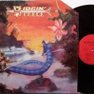 Virgin Steele - Self Titled - Vinyl LP record + Insert - Heavy Metal Rock