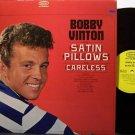 Vinton, Bobby - Satin Pillows and Careless - Vinyl LP Record - Pop Rock