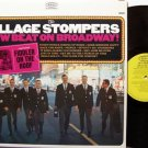 Village Stompers, The - New Kind Of Broadway - Vinyl LP Record - Pop Rock
