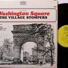 Village Stompers, The - Washington Square - Vinyl LP Record - Pop Rock