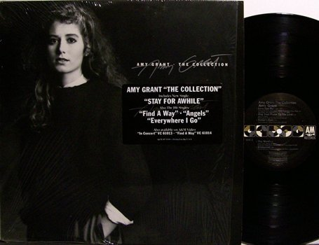 Grant, Amy - The Collection - Vinyl LP Record - Contemporary Christian Rock
