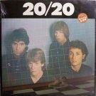 20/20 - Self Titled - Sealed Vinyl LP Record - 20 / 20 - Rock
