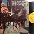 Thor - Keep The Dogs Away - Vinyl LP Record - Rock
