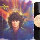 Thomas, B.J. - The Greatest Hits Of BJ Thomas - Vinyl LP Record - Rock