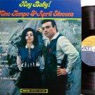 Tempo, Nino & April Stevens - Hey Baby - Vinyl LP Record - Pop Rock