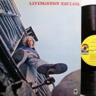 Livingston Taylor - Self Titled - Vinyl LP Record - Rock