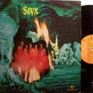 Styx - Self Titled - German Pressing - Vinyl LP Record - Rock