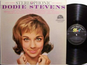 Stevens, Dodie - Self Titled - Vinyl LP Record - Pop