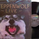 Steppenwolf - Live - Vinyl 2 LP Record Set - Rock
