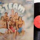 Steam - Self Titled - Vinyl LP Record - Rock