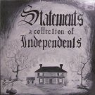 Statements - A Collection Of The Independents - Sealed Vinyl LP Record - Rock