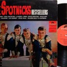 Spotnicks, The - Bestsellers - German Pressing - Vinyl LP Record - Rock
