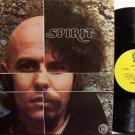 Spirit - Self Titled - Vinyl LP Record - Rock
