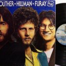 Souther Hillman Furay Band, The - Self Titled - Vinyl LP Record - Rock