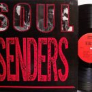 Soul Senders - Self Titled - Vinyl LP Record + Insert - Rock