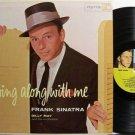 Sinatra, Frank - Swing Along With Me - Vinyl LP Record - Pop