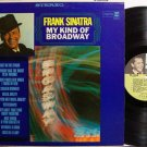 Sinatra, Frank - My Kind Of Broadway - Stereo - Vinyl LP Record - Pop