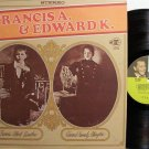Sinatra, Frank - Francis A and Edward K - Vinyl LP Record - Pop