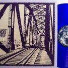 Sixth Great Lake, The - Sunday Bridge - Blue Colored Vinyl - LP Record - Rock