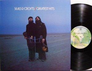 Seals & Crofts - Greatest Hits - Vinyl LP Record - Rock