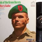 Sadler, Sgt Barry - Ballads Of The Green Berets - Vinyl LP Record - Ssgt - Pop Rock