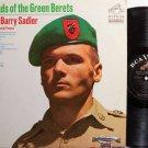 Sadler, Sgt Barry - Ballads Of The Green Berets - Vinyl LP Record - Ssgt - Pop Rock