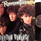 Romantics, The - Rhythm Romance - Vinyl LP Record - Rock