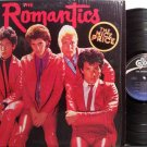 Romantics, The - Self Titled - Vinyl LP Record - Rock