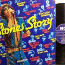 Rolling Stones, The - Stones Story - Holland Pressing - Vinyl 2 LP Record Set - Rock