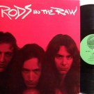 Rods, The - In The Raw - Vinyl LP Record - Rock