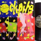 Rockpile - Seconds Of Pleasure - Dave Edmunds / Nick Lowe - Vinyl LP Record - Rock