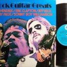 Rock Guitar Greats - Various Artists / Yardbirds - Vinyl LP Record - Rock