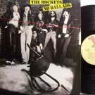 Rockets, The - No Ballads - Vinyl LP Record - Rock