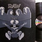 Raw - Holly - Vinyl LP Record - Rock