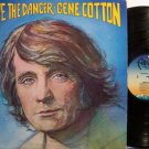 Cotton, Gene - Save The Dancer - Vinyl LP Record - Rock