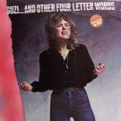 Quatro, Suzi - Suzi And Other Four Letter Words - Sealed Vinyl LP Record - Rock