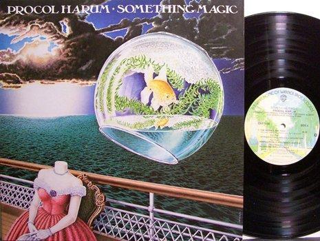 Procol Harum - Something Magic - Vinyl LP Record - Rock