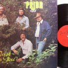 Pride - Just For You - Signed - Vinyl LP Record - Country Southern Rock
