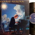 Pratt, Andy - Resolution - Vinyl LP Record - Rock