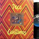 Poco - Cantamos - Vinyl LP Record - Rock