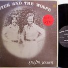 Peter & The Wolfe - Live In Session - Rock Medleys - Vinyl LP Record - Pop Rock