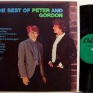 Peter & Gordon - The Best Of Peter And Gordon - Vinyl LP Record - Rock